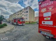 Fot. dh Szymon Sikora /OSP Koźmin Wlkp.