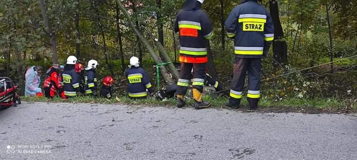 Ochotnicza Straż Pożarna w Łękawicy
