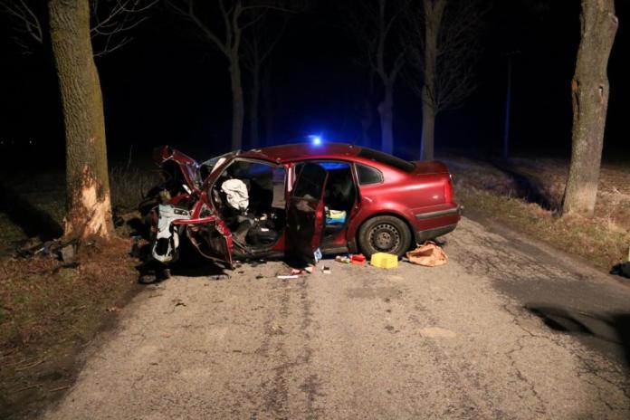 KPP Mogilno - Tragiczny wypadek