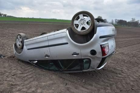 Śmiertelny wypadek koło Łuszkowa (16)