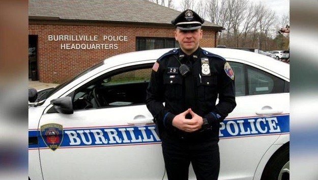 Burrillville Police Officer Battling Cancer Abc6