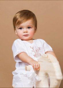 Was zieht man zur taufe an baby