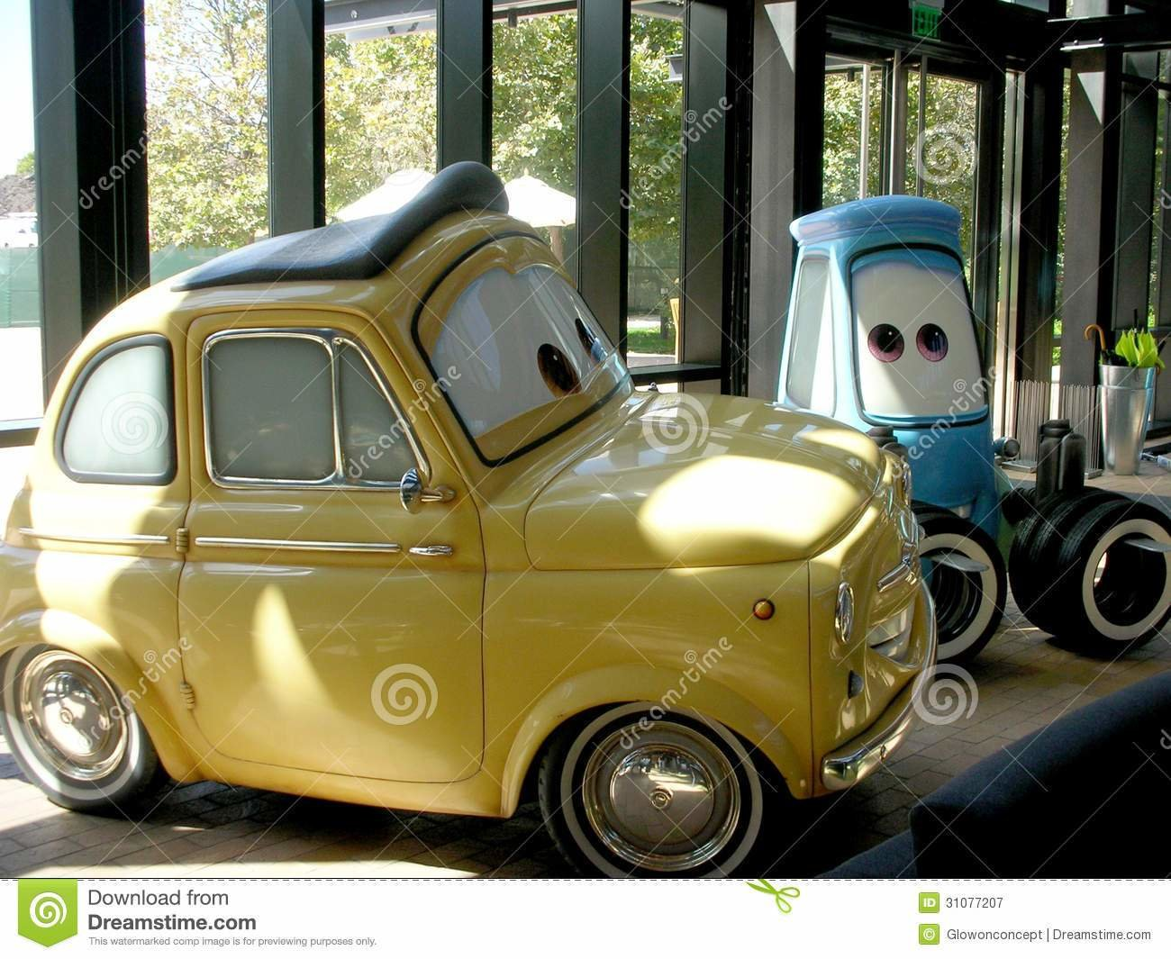 New Cars Animation Characters From Pixar Studio Film Editorial On This Month