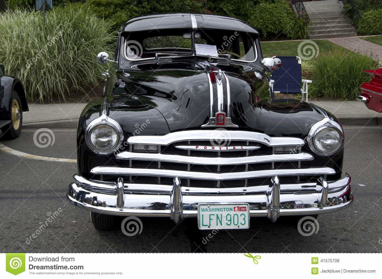New Old Pontiac Car Show Editorial Stock Photo Image 41575708 On This Month