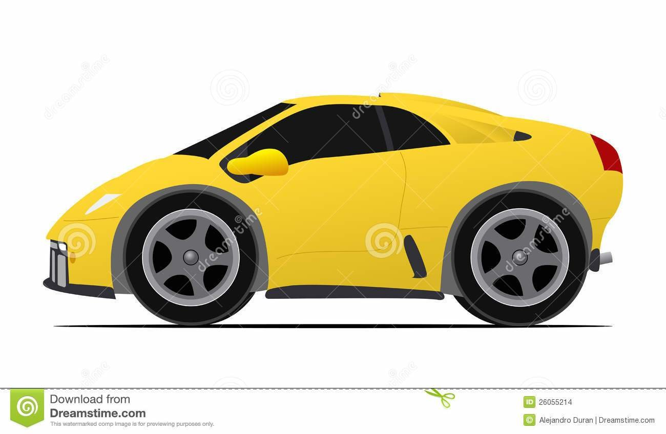 New Yellow Race Car Stock Images Image 26055214 On This Month