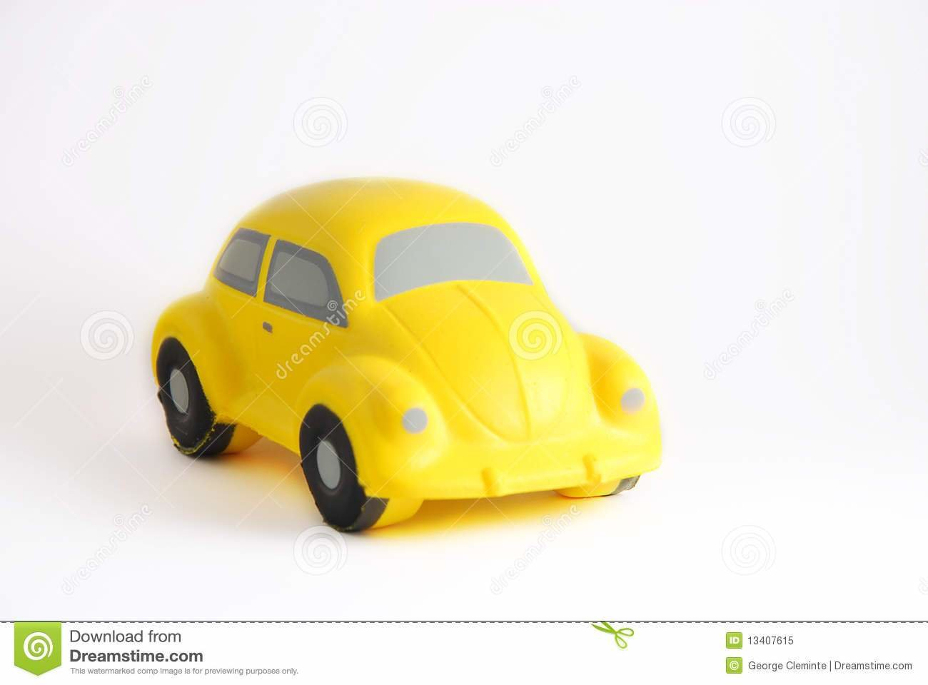New Yellow Toy Car Stock Image Image Of Vehicle Yellow On This Month