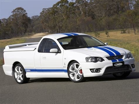 New Fpv Cobra Ute 2007 Pictures Information Specs On This Month