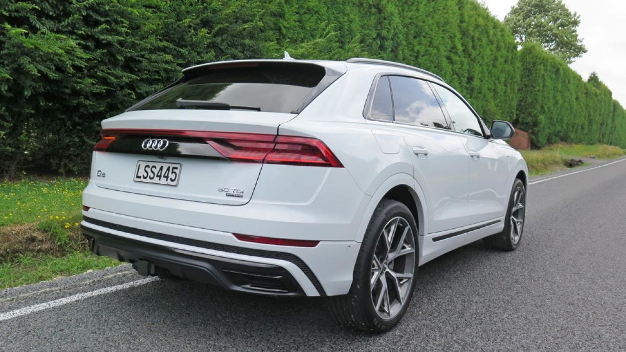 New Audi Q8 2019 Car Review Aa New Zealand On This Month
