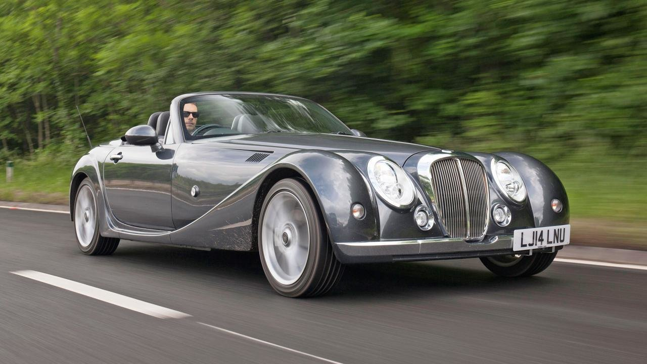New Review The Insane £54 000 Mitsuoka Roadster Top Gear On This Month