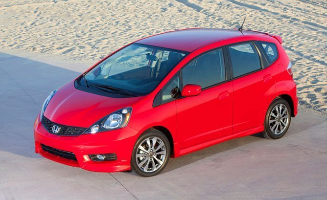 New Honda Global Subcompact Hybrid On This Month