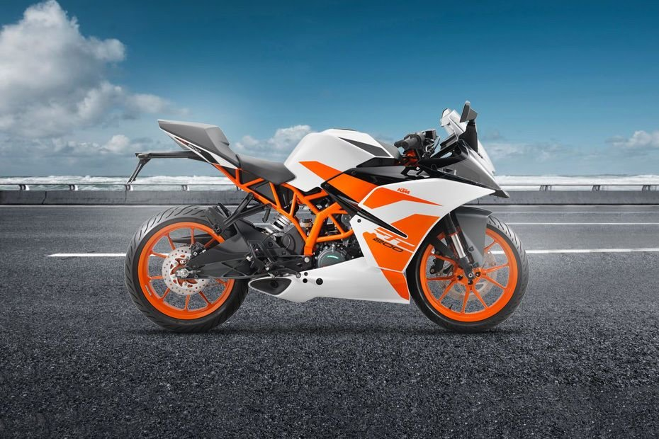 New Ktm Rc 200 Price Mileage Images Colours Reviews On This Month