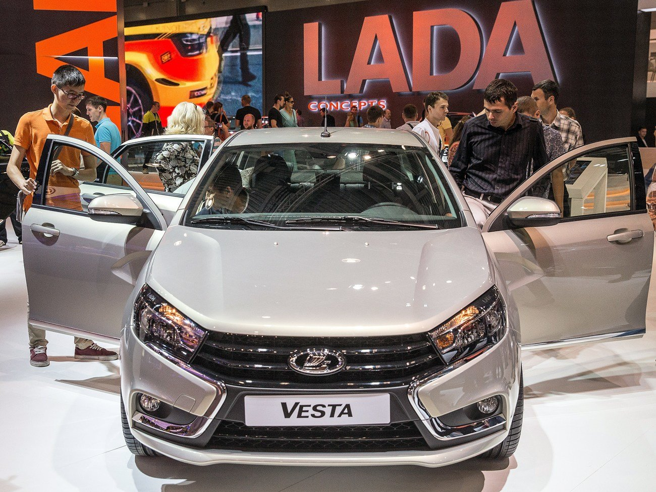 New Russia S Autovaz Starts Lada Vesta Sales In Germany On This Month