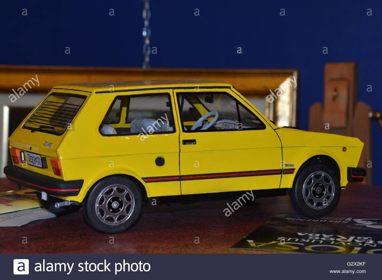 New Yugo Car Stock Photos Yugo Car Stock Images Alamy On This Month