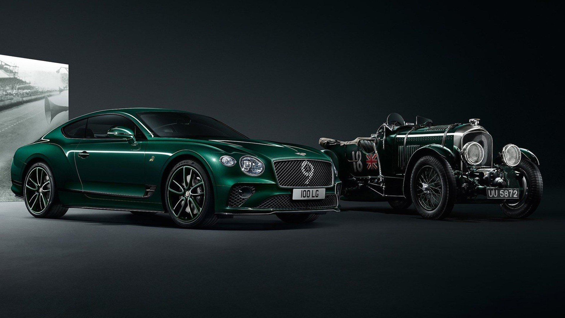New Bentley Brings Race Inspired Continental Gt To Geneva Auto On This Month