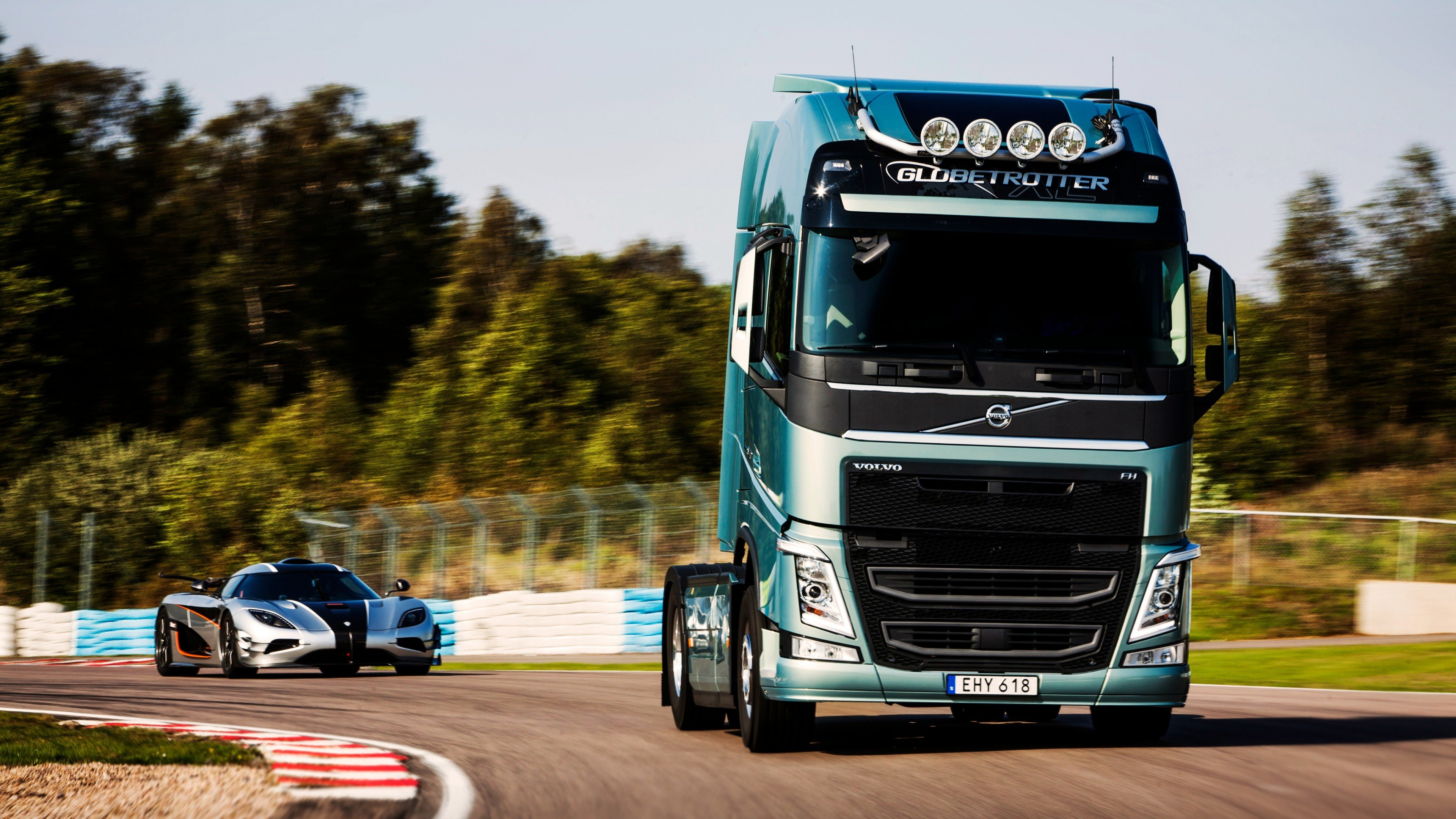New Volvo Truck And Car Hd Cars 4K Wallpapers Images On This Month