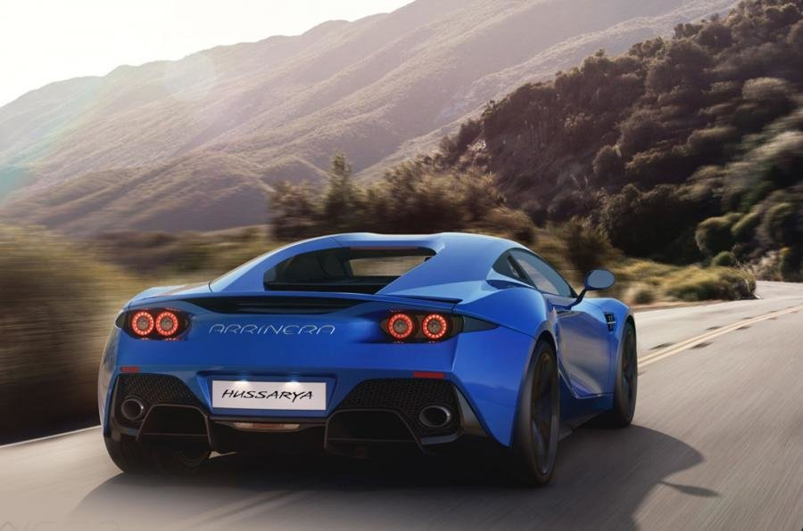 New 641Bhp Arrinera Hussarya Supercar Revealed Autocar On This Month