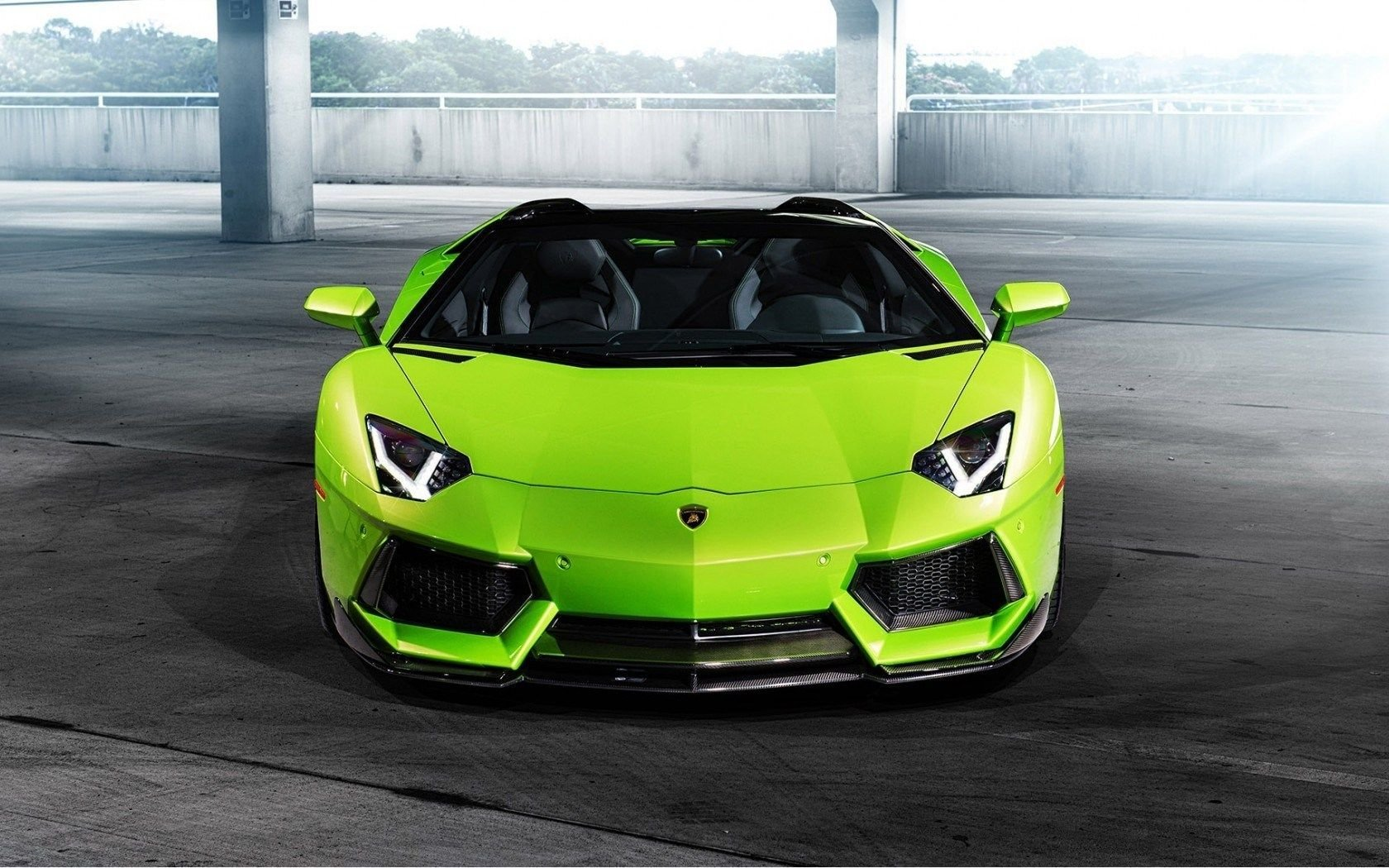 New Lamborghini Green Car Hd Wallpaper Expensive Cars Hd On This Month