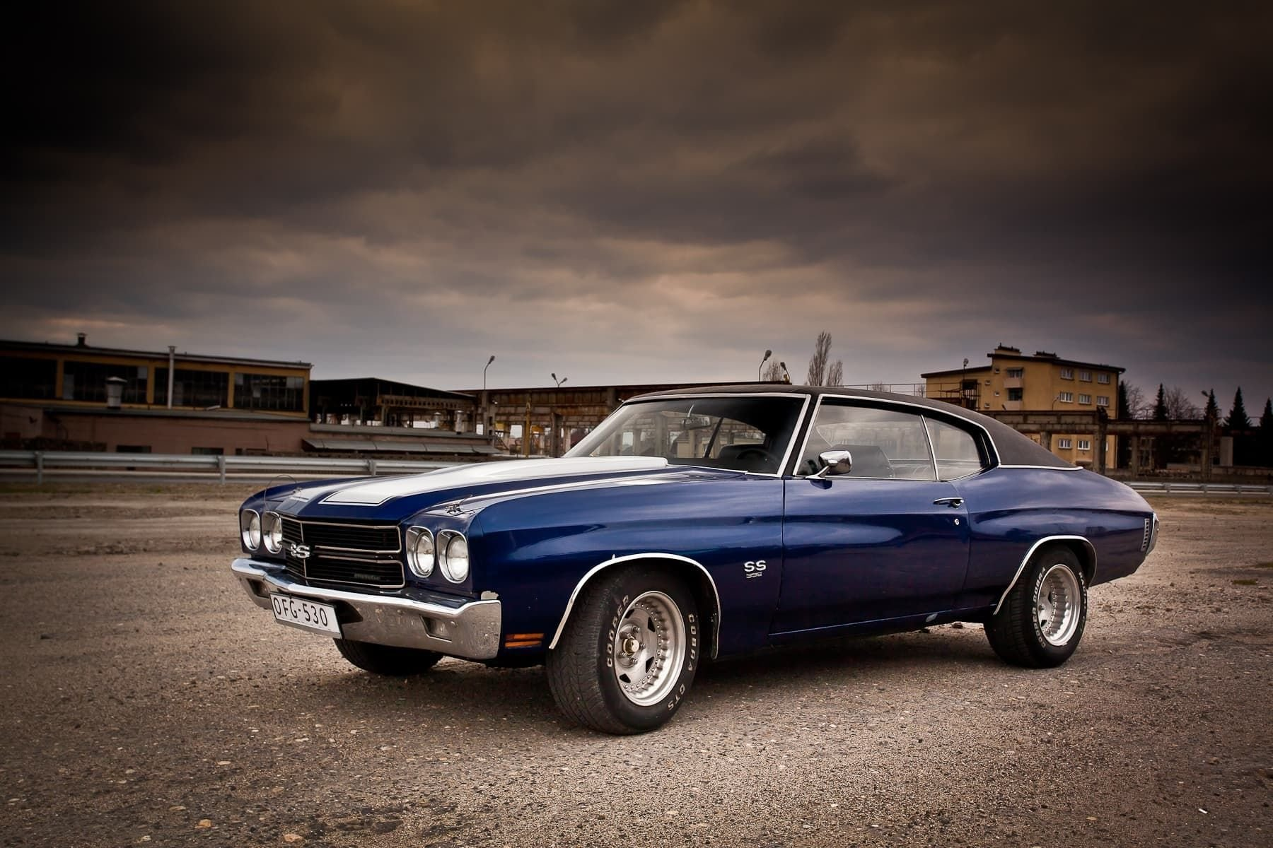 New Chevrolet Chevelle Ss 396 1970 Hd Desktop Wallpaper 150 On This Month