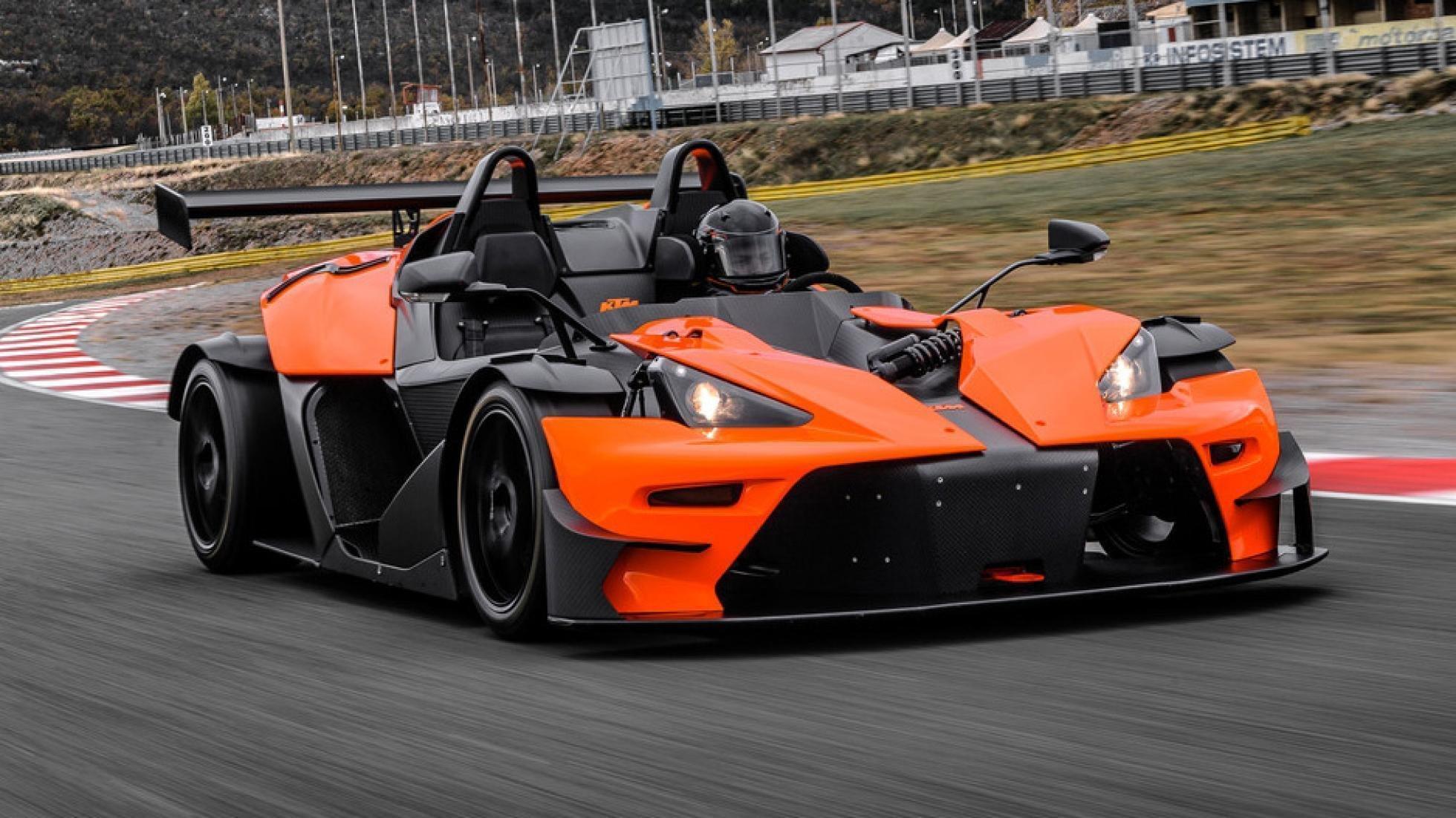 New 2017 Ktm X Bow Rr Unfolds Its Wings For Facelift Car On This Month
