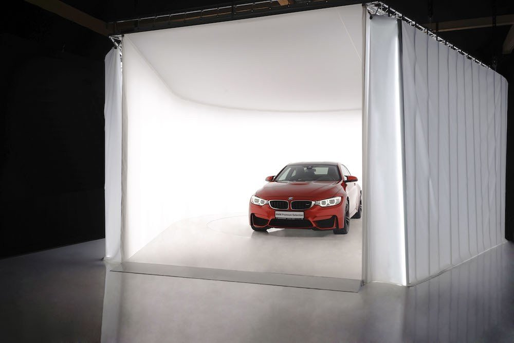 New Custom Car Photo Studio Booths By Motorstreet 360 On This Month