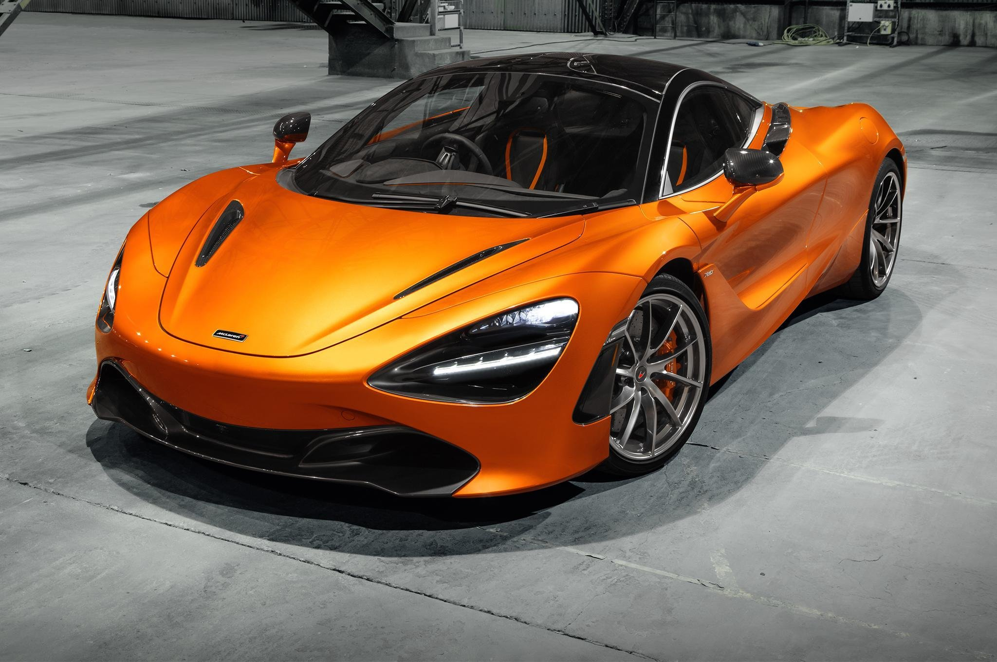 New Mclaren 720S Laptimes Specs Performance Data On This Month