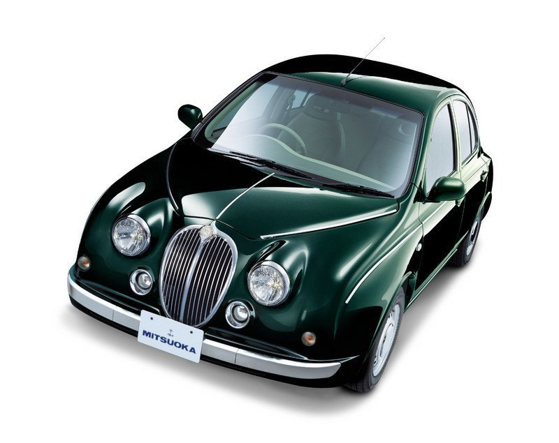 New Mitsuoka Cars Models Prices Reviews News On This Month