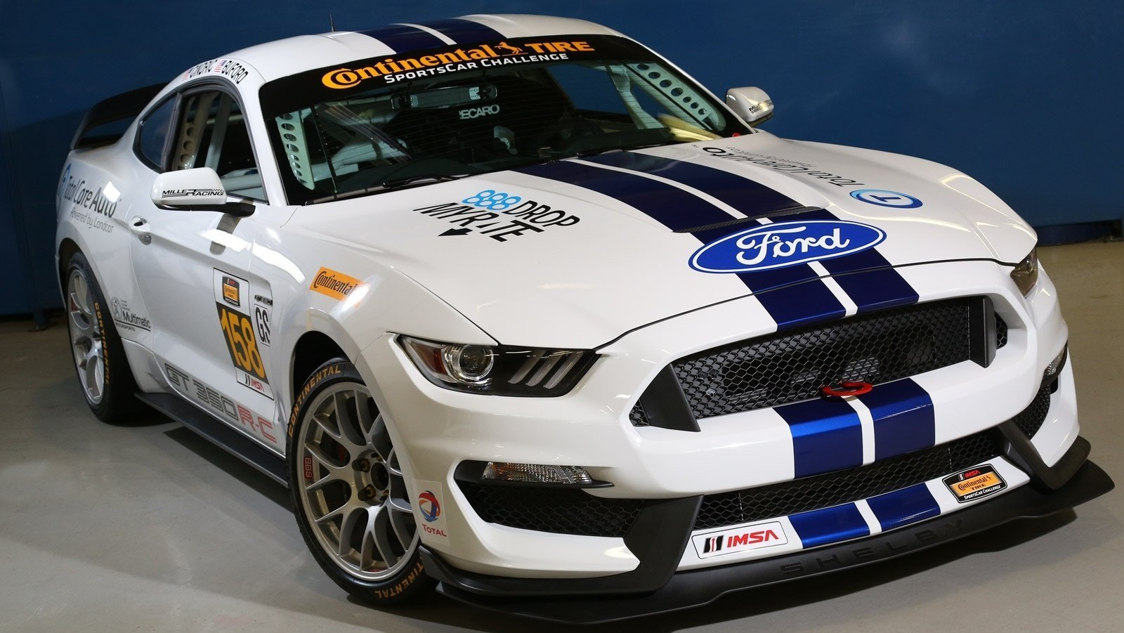 New 2016 Ford Shelby Gt350R C Mustang Race Car Top Speed On This Month