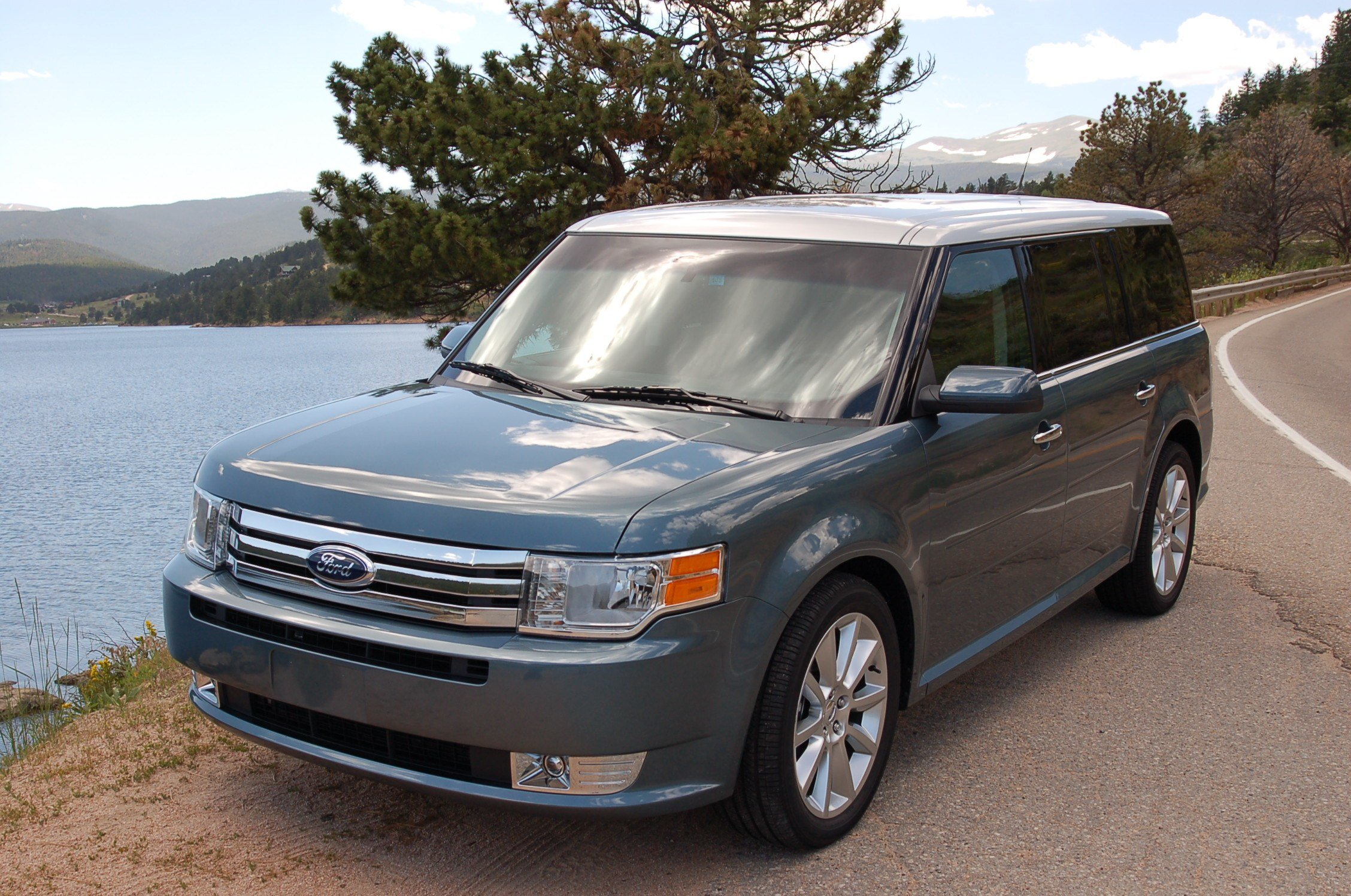 New 2010 Ford Flex Ecoboost In Boulder Top Speed On This Month