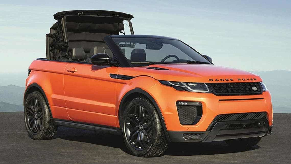 New 2016 Range Rover Evoque Convertible New Car Sales Price On This Month