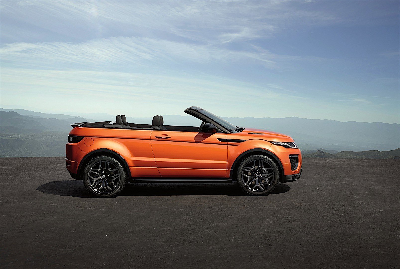 New Land Rover Range Rover Evoque Convertible Specs 2016 On This Month