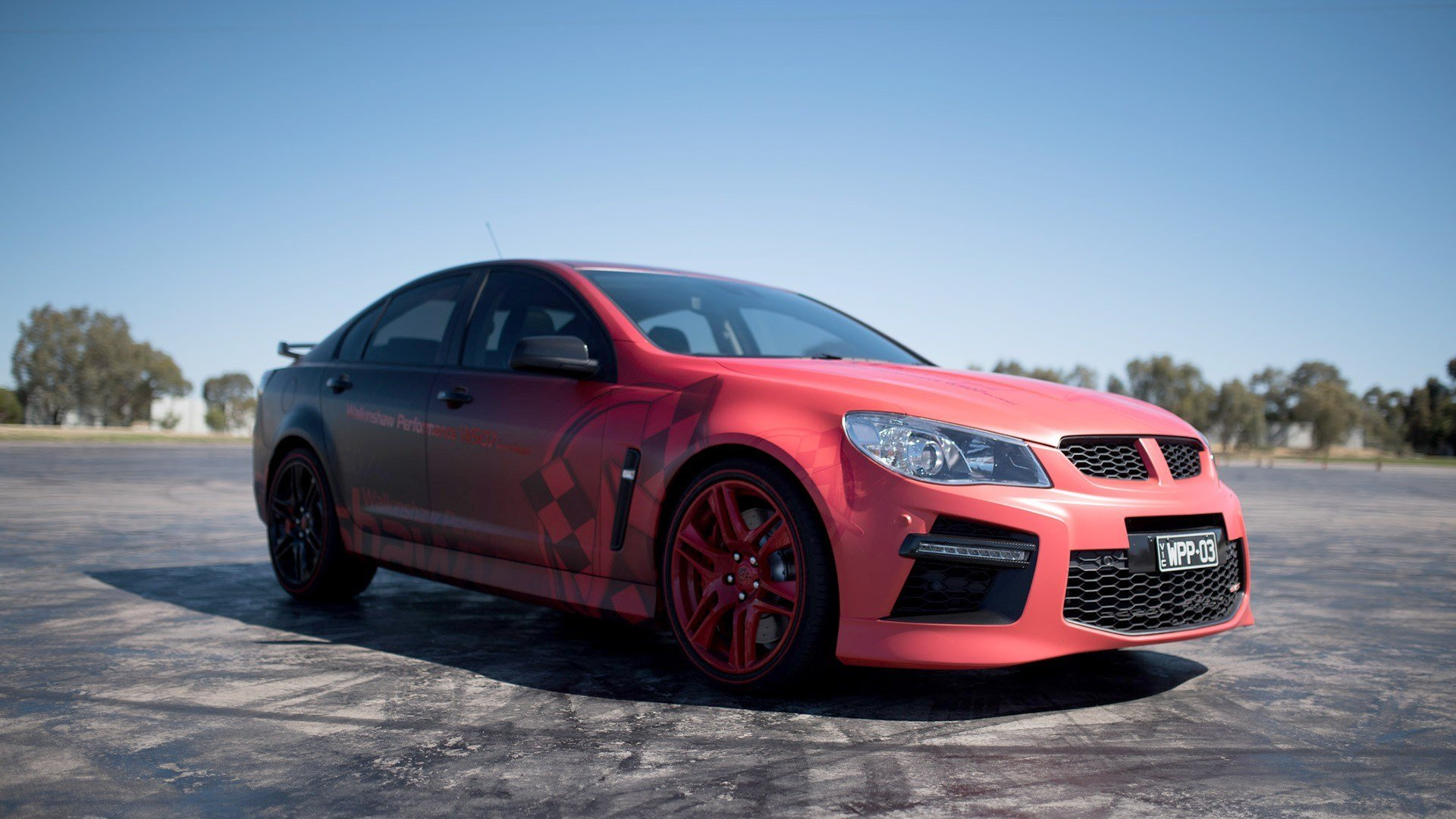 New Hsv Gts Walkinshaw Performance W507 Churns Out 680 Horsepower Video Autoevolution On This Month