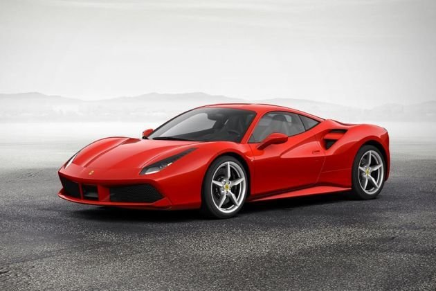 New Ferrari 488 Gtb V8 On Road Price Petrol Features On This Month