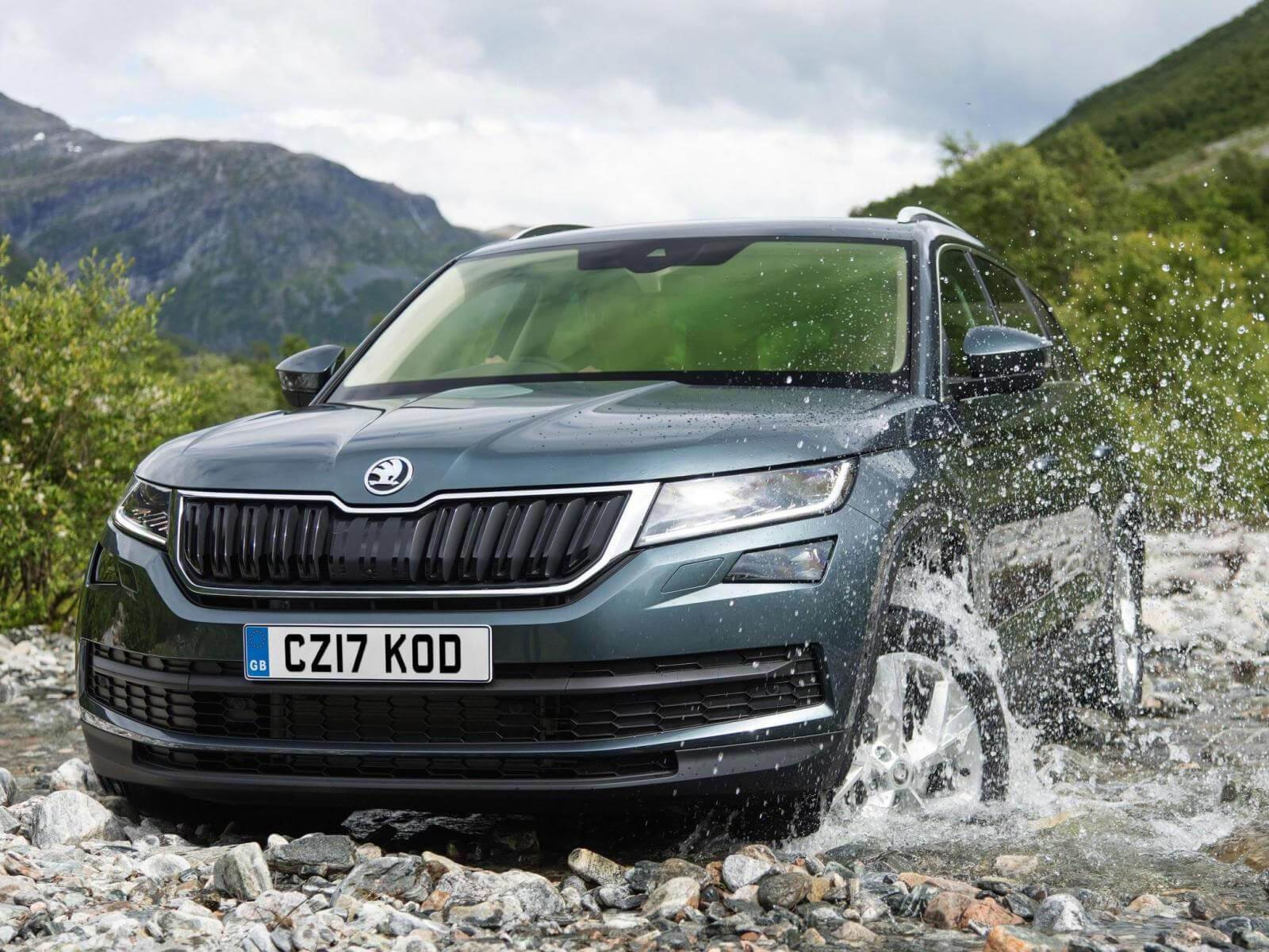 New Skoda Kodiaq Wallpapers Free Download On This Month