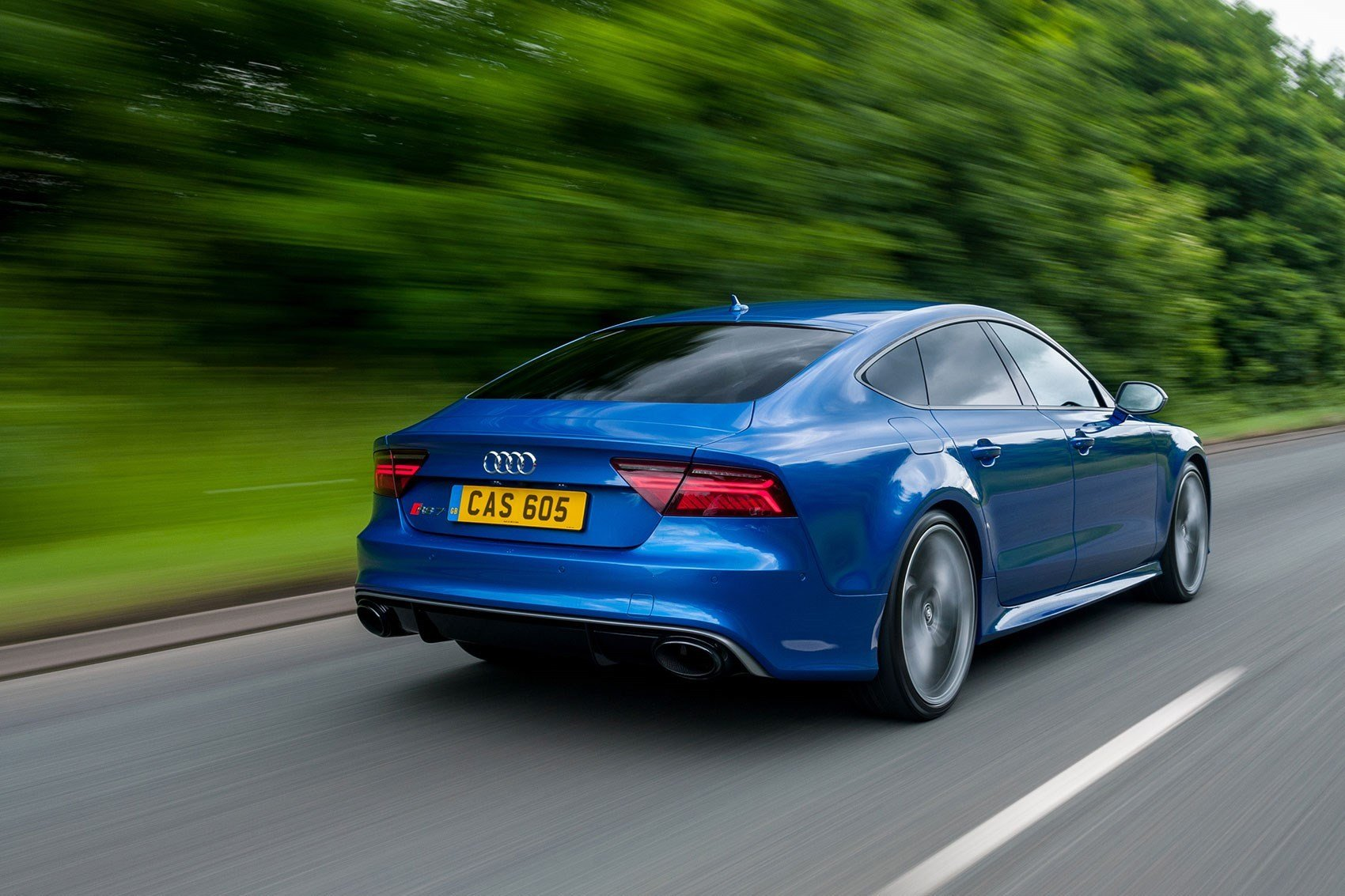 New Audi Rs7 Sportback Performance 2016 Review Car Magazine On This Month