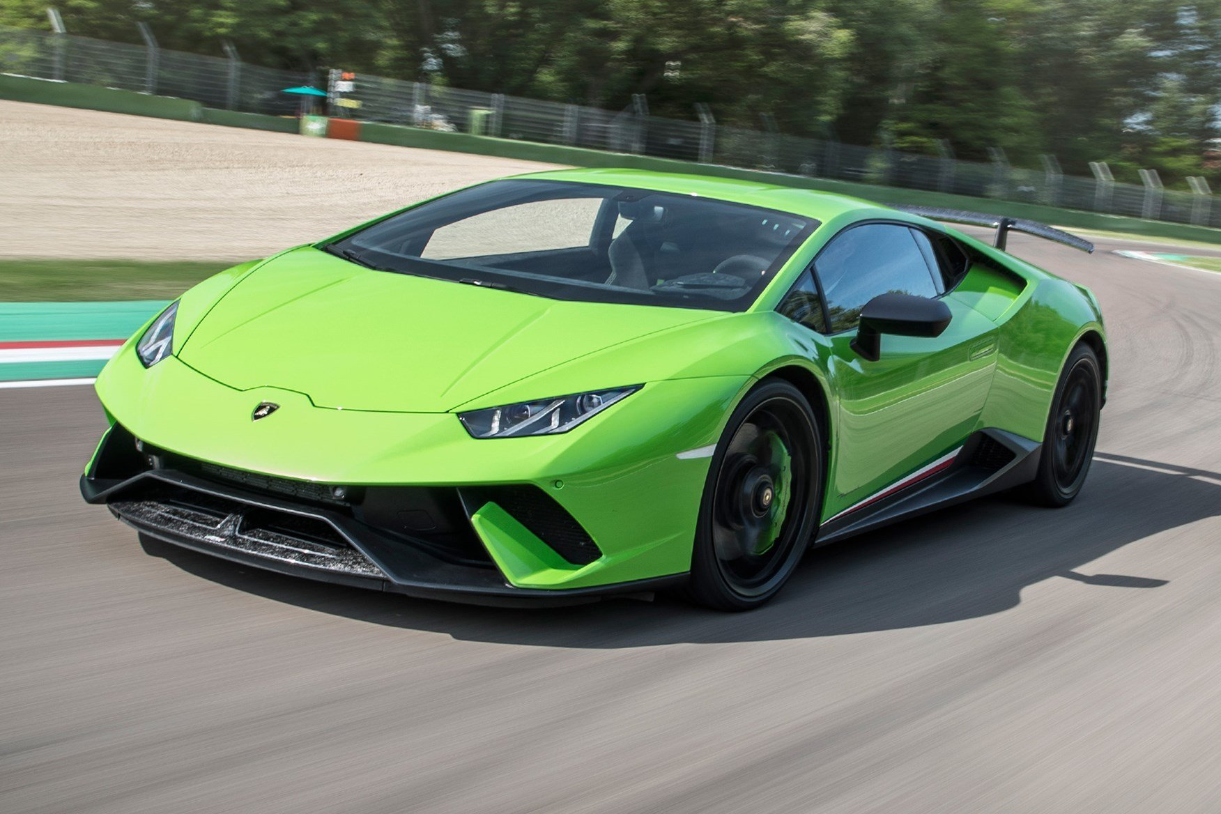 New Lamborghini Huracan Performante 2017 Review Car Magazine On This Month