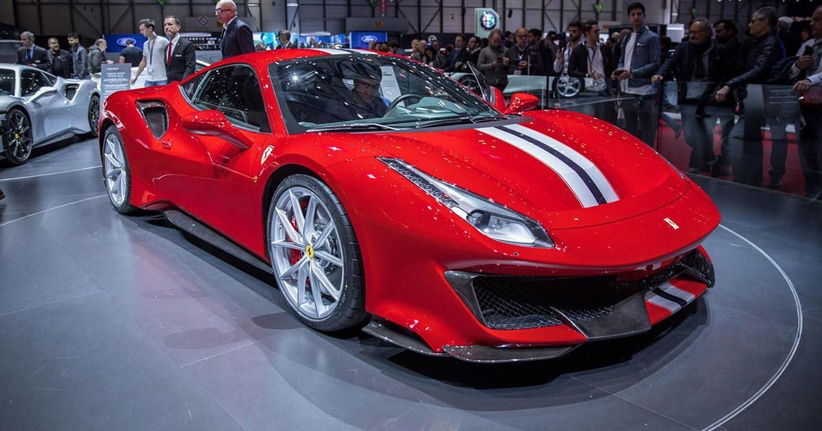New Will The 488 Pista Be Ferrari S Greatest Car Ever Video On This Month