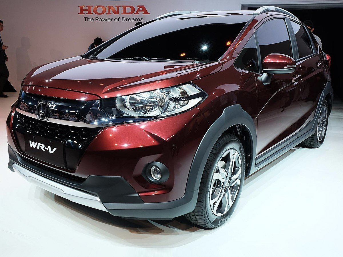 New Honda Wr V Wikipedia On This Month