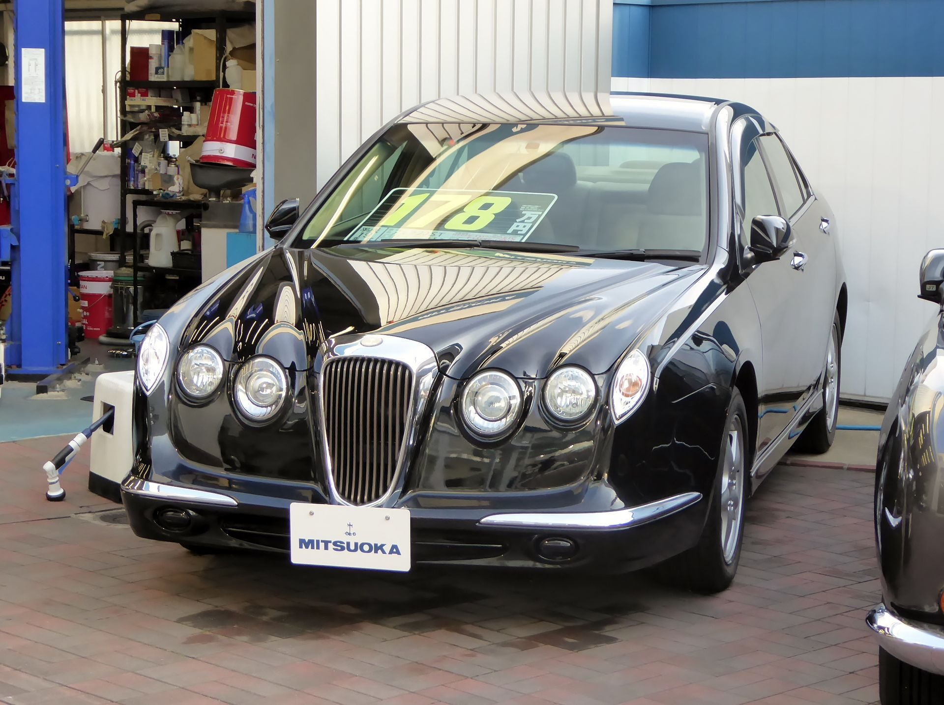 New Mitsuoka Nouera Wikipedia On This Month