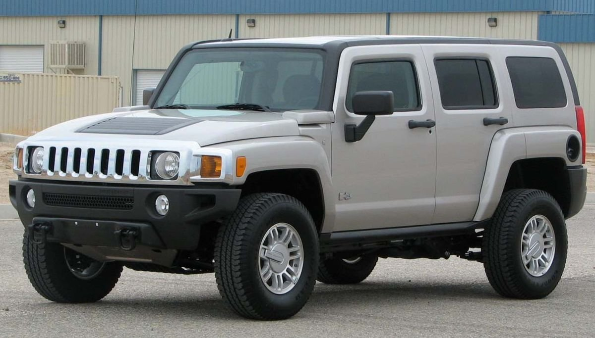 New Hummer H3 Wikipedia On This Month