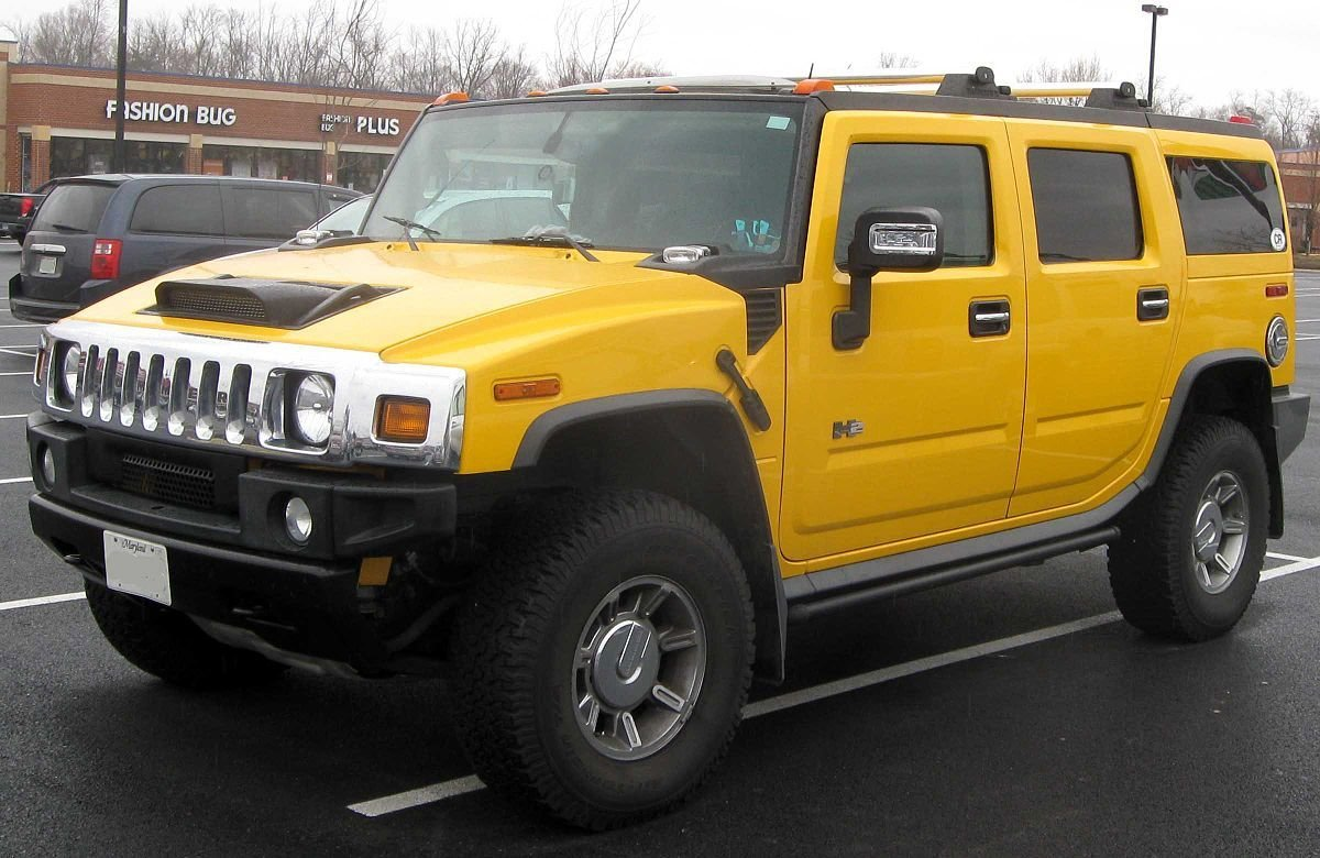 New Hummer H2 Wikipedia On This Month