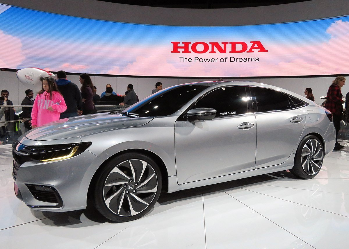 New Honda Insight Wikipedia On This Month