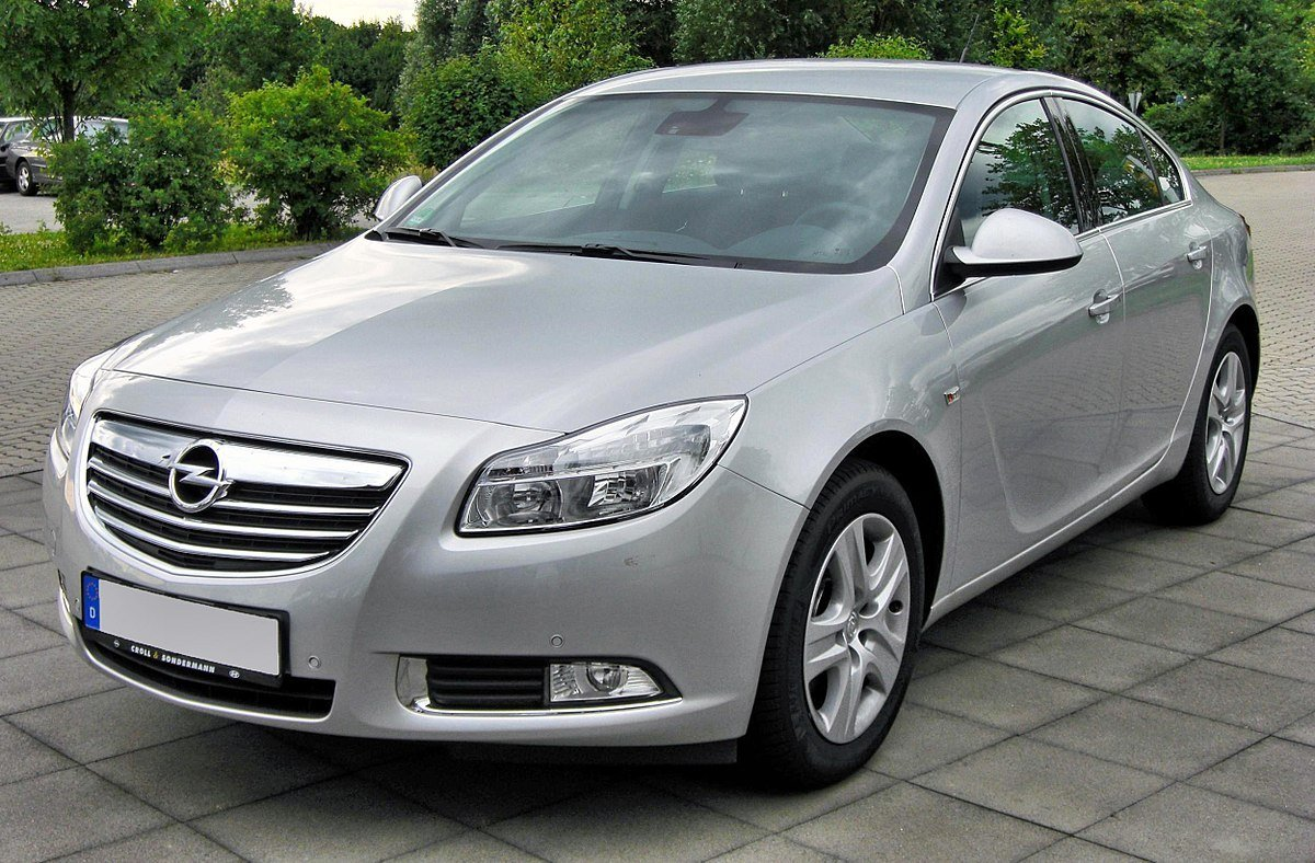 New Opel Insignia – Wikipedia Wolna Encyklopedia On This Month