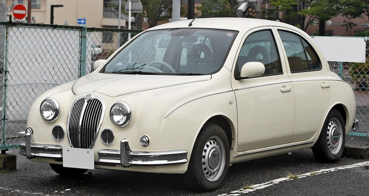 New Mitsuoka Viewt Wikipedia On This Month