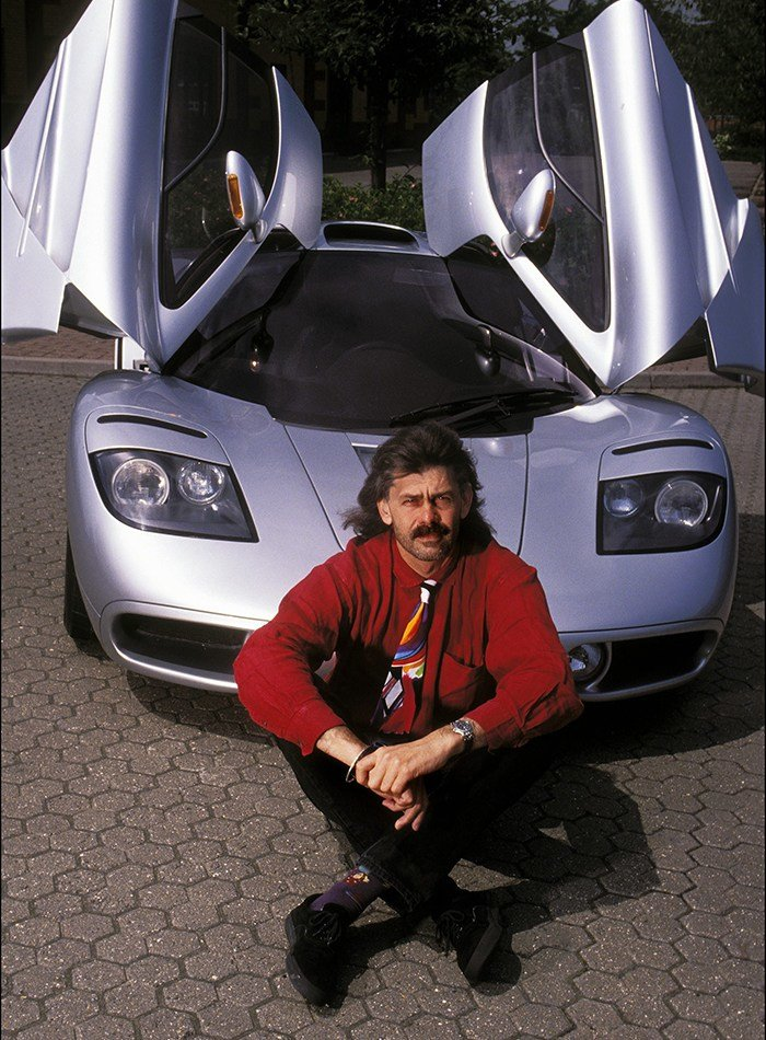 New Tvr Gordon Murray And Cosworth We Interview Les Edgar On This Month