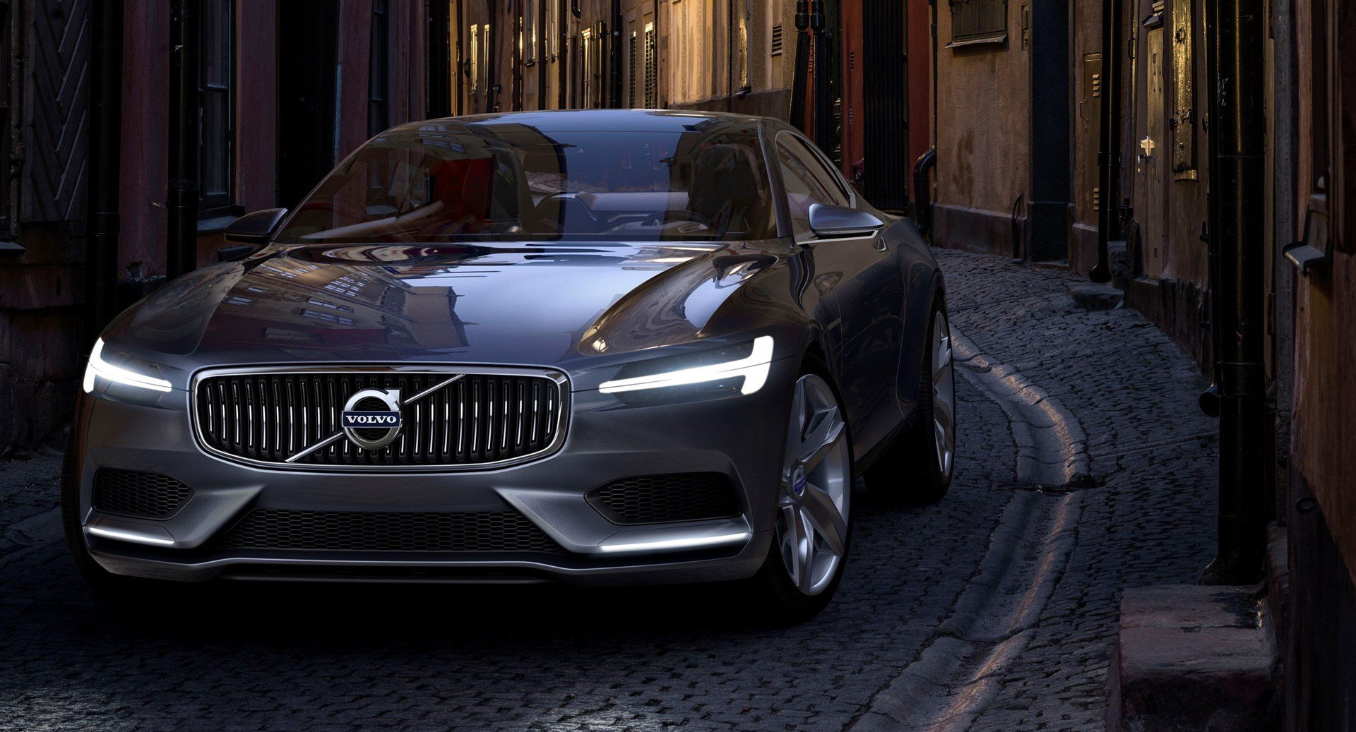 New Volvo Car Wallpaper On This Month
