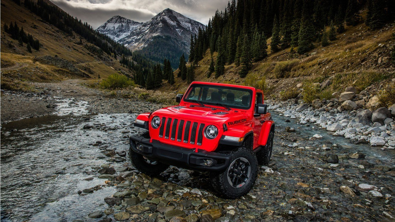 New 2018 Jeep Wrangler Rubicon Wallpaper Hd Car Wallpapers On This Month