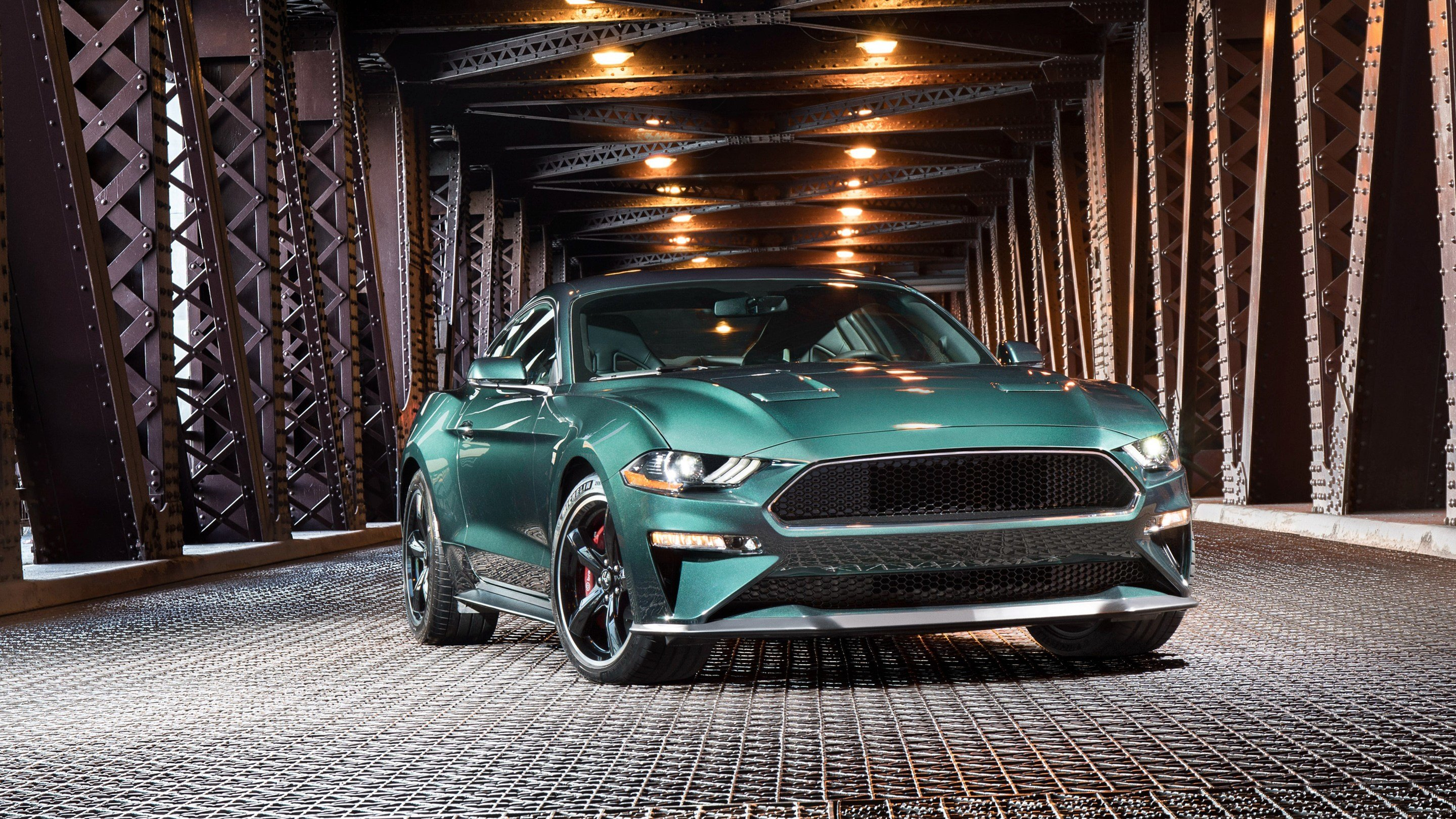 New 2019 Ford Mustang Bullitt Wallpaper Hd Car Wallpapers On This Month
