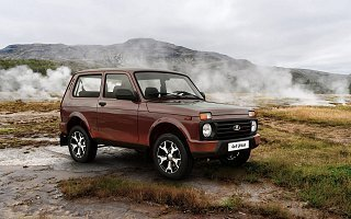 New Lada 4X4 Urban Review Lada Official Website On This Month