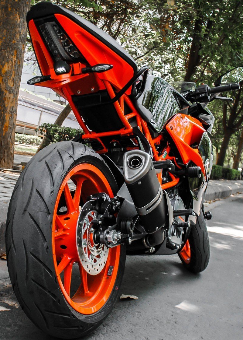 New Frame Sliders For Ktm Rc 200 390 Store4Riders On This Month