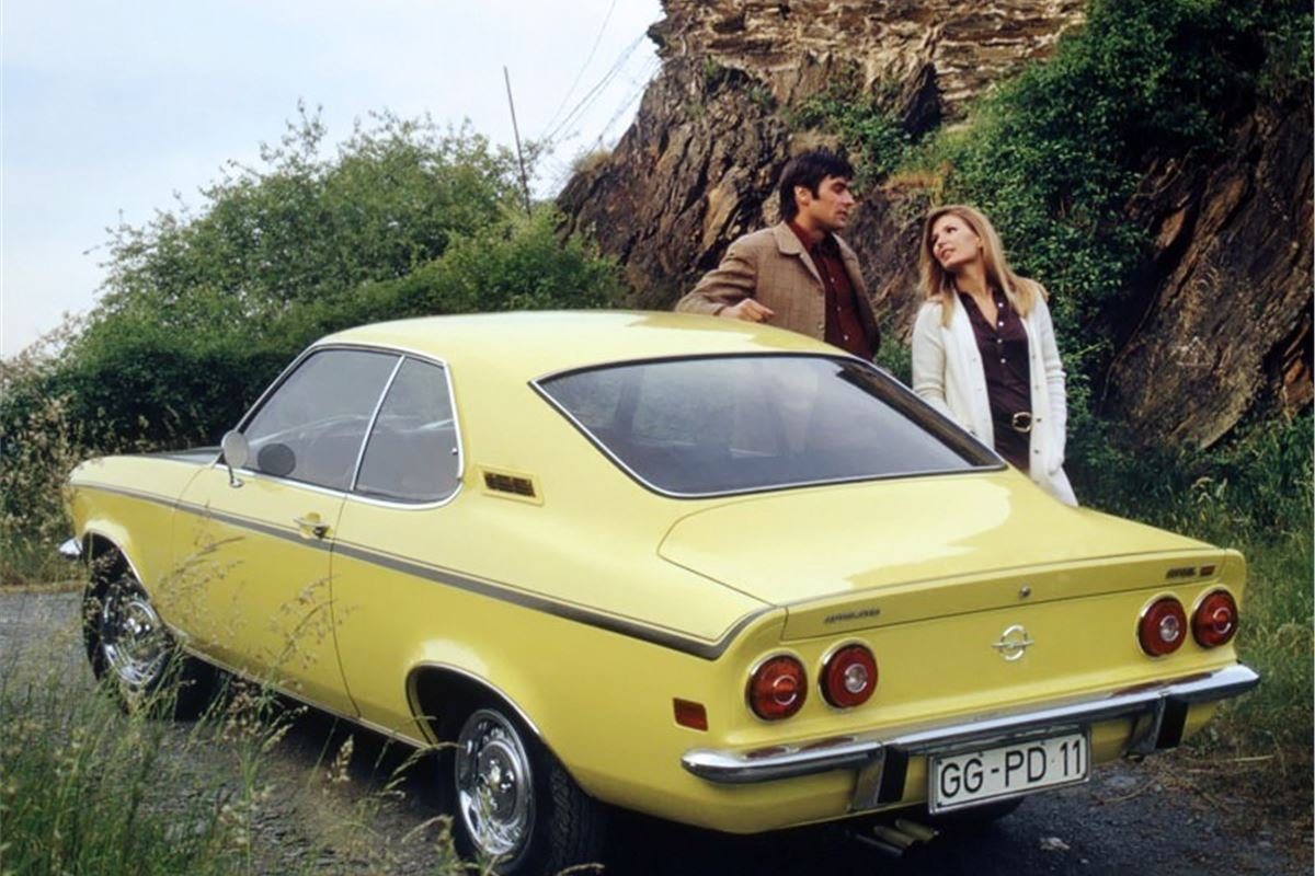 New Opel Manta A Classic Car Review Honest John On This Month